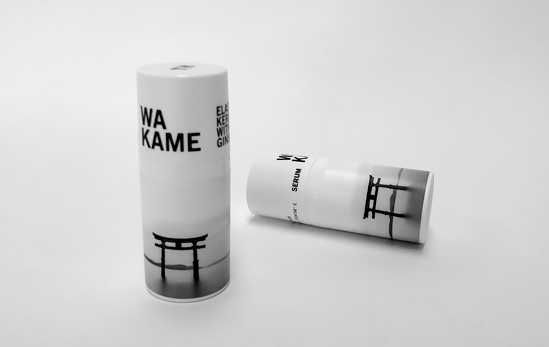 WAKAME STYLING LINE